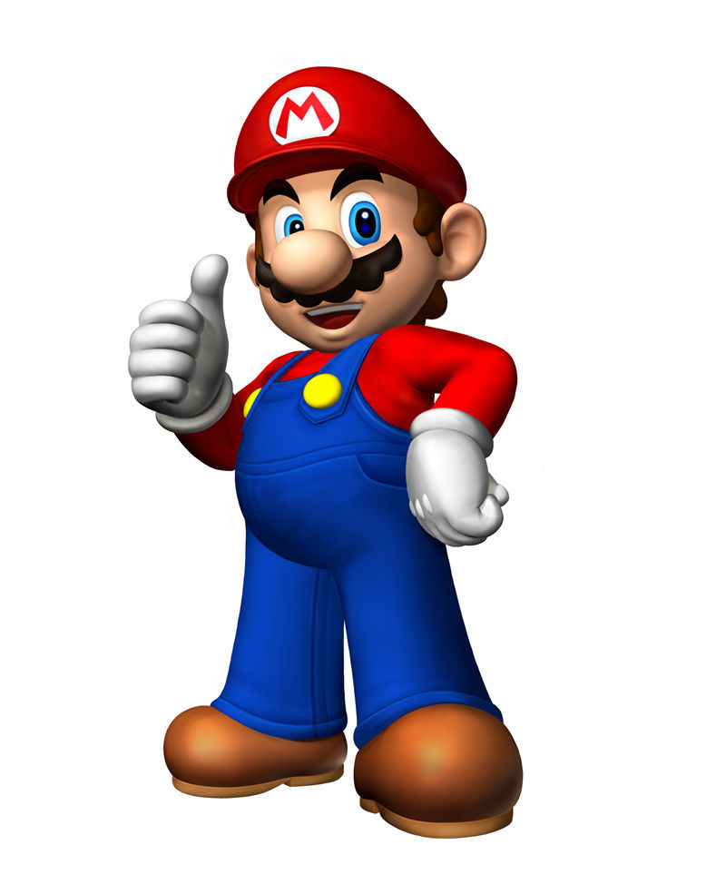 Mario clipart old Characters Old Fans School Mod