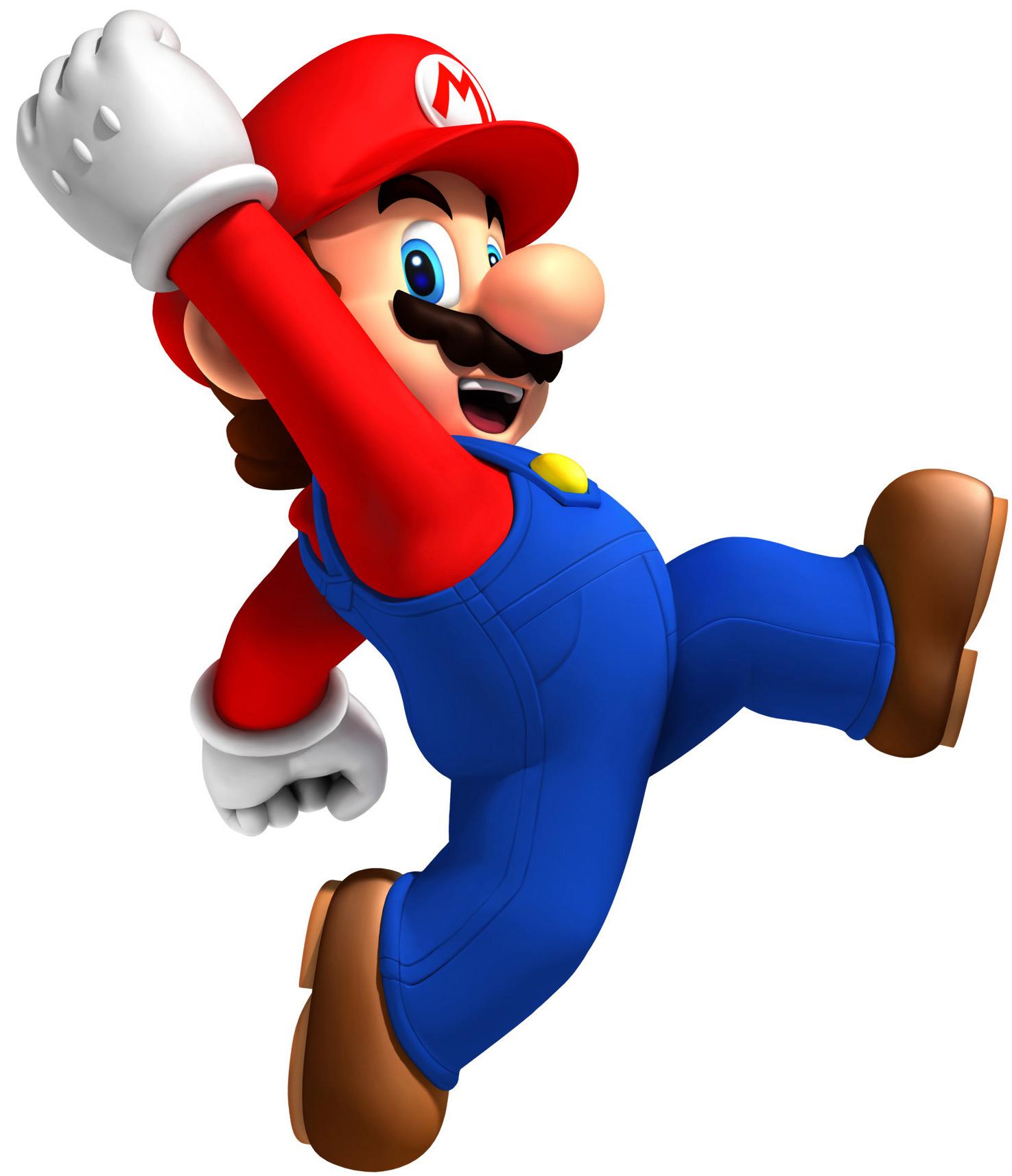 Mario clipart old Powered MarioWiki Description Physical Mario