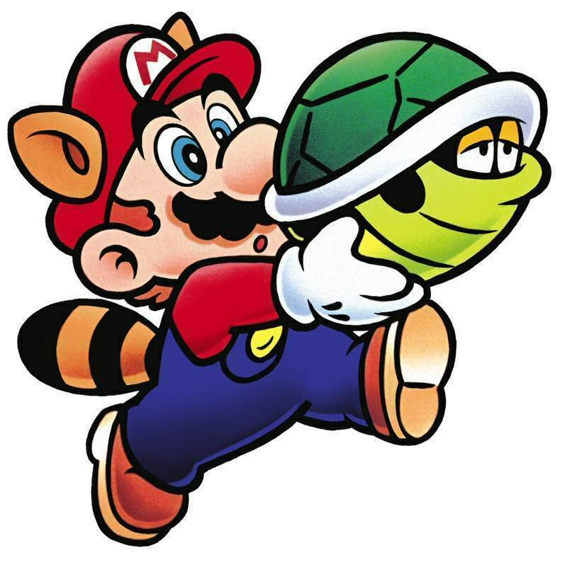 Mario clipart old Nintendo running Bros Super some