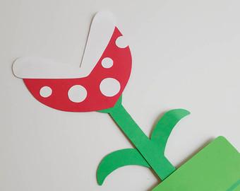 Mario clipart piranha plant Inspired Mario Piranha Plant /