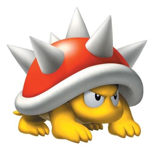 Mario clipart simple Images best 162 Luigi Spiny