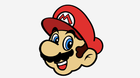 Mario clipart simple Image Featured Incnut Printable Incnut