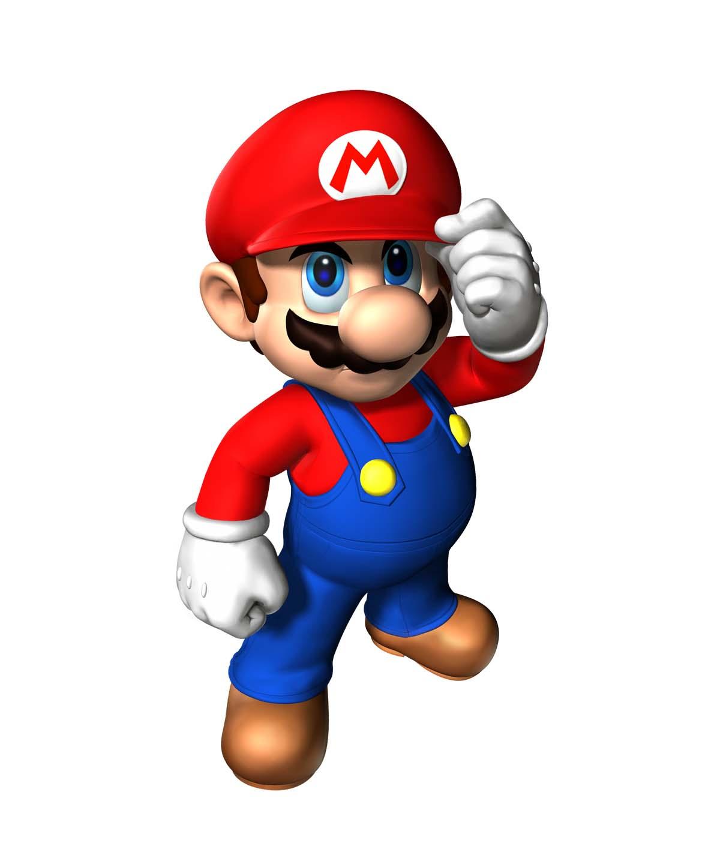 Mario clipart simple 340834 mario super Simple art