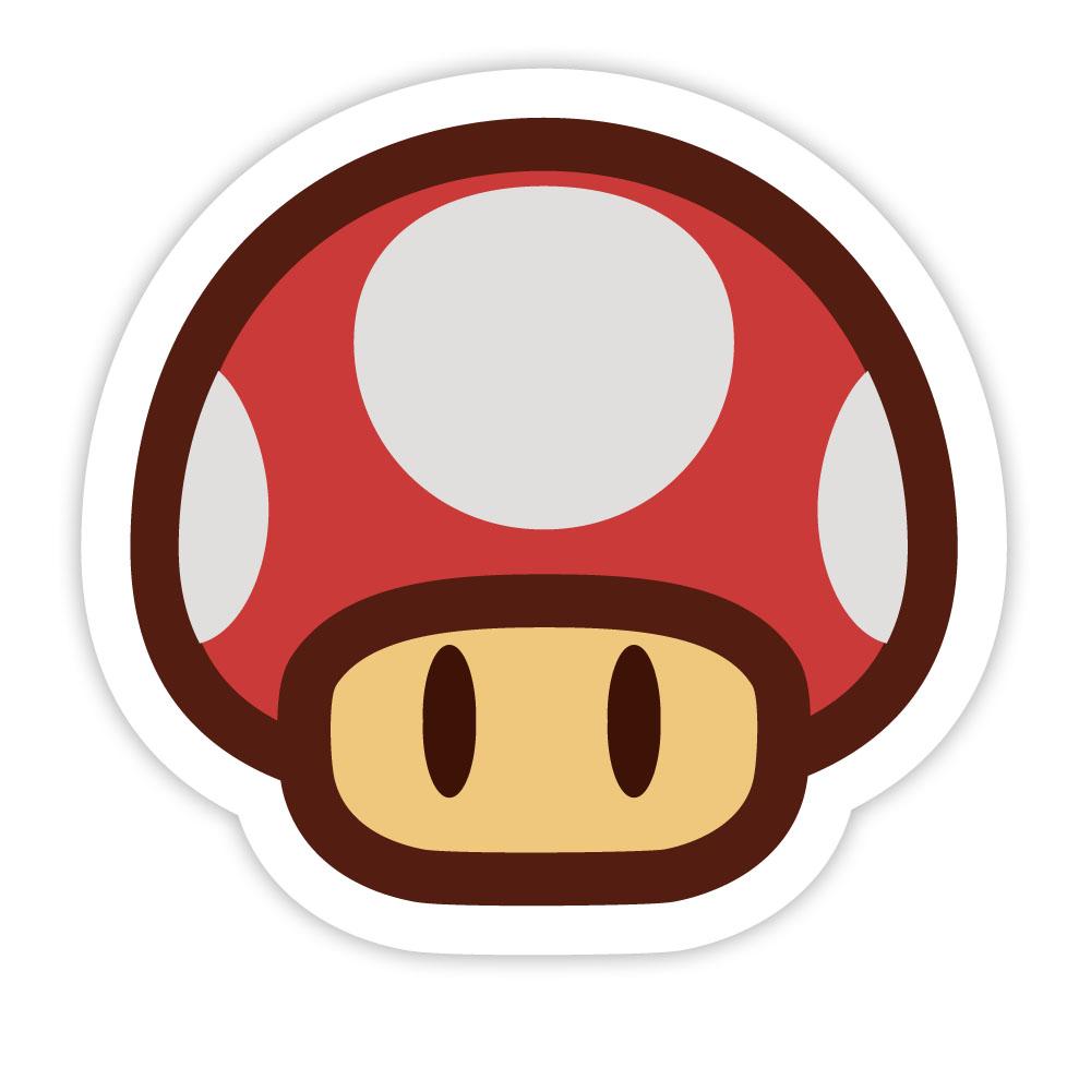 Mushroom clipart mario star Star by Mario:  from