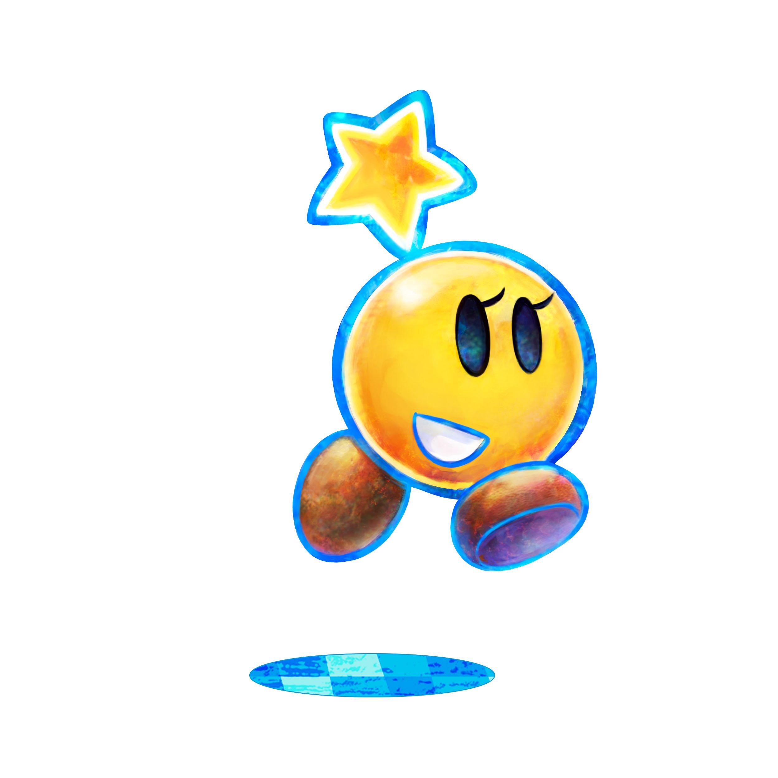 Mario clipart smiling star Official Luigi: Luigi: Set &