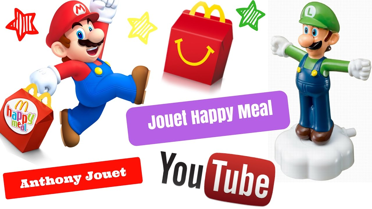 Mario clipart tube Mario Super Meal Jouet Happy