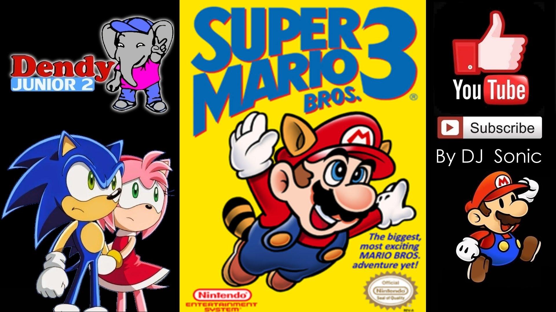 Mario clipart tube Bros 3 (Dendy) Super Super