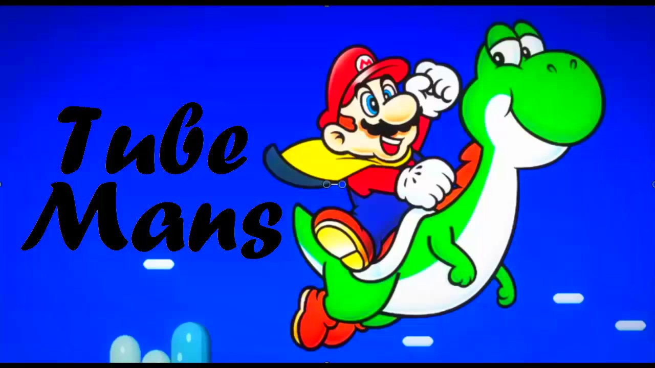 Mario clipart tube YouTube (Remix) World Super Mario