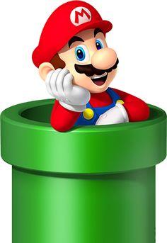Mario clipart tube Mario characters Mario Yoshi! all