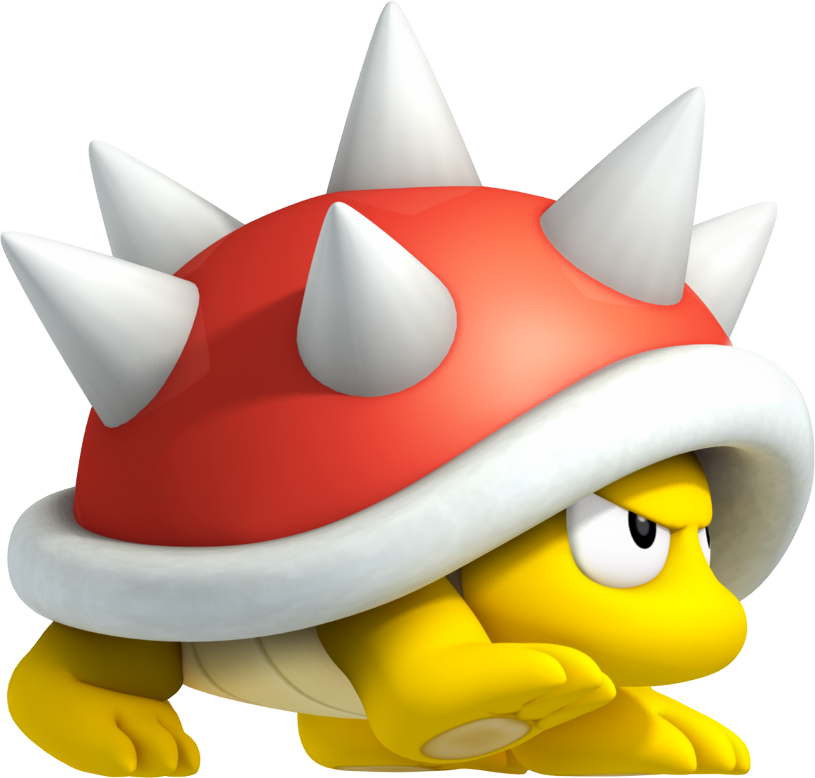 Mario clipart turtle shell Spiny a spider turtle a