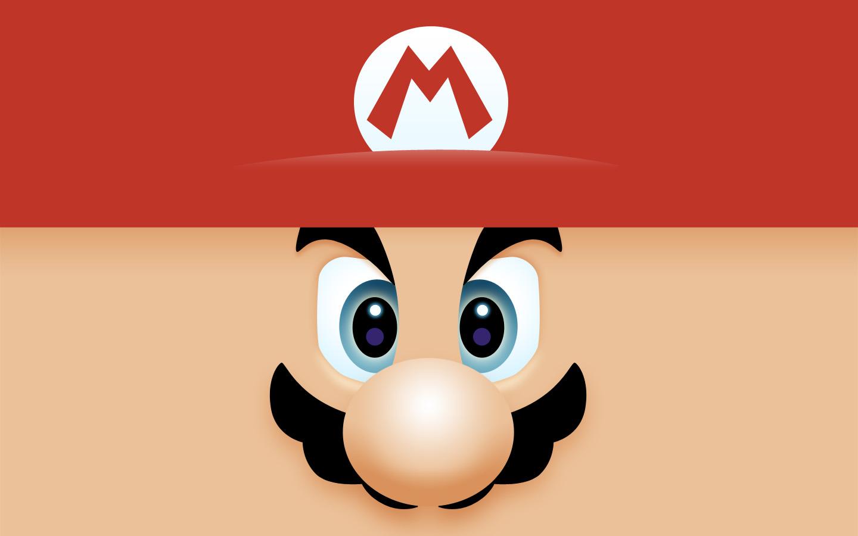 Mario clipart wall Too! Luigi shaded Mario Wallpaper