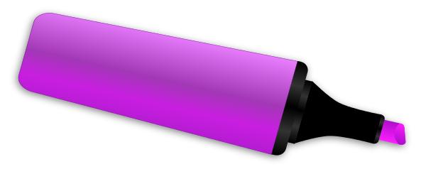 Marker clipart Purple Marker Download Page Marker