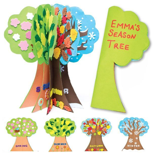 Marker clipart arts and craft Pinterest Project best Tree Season