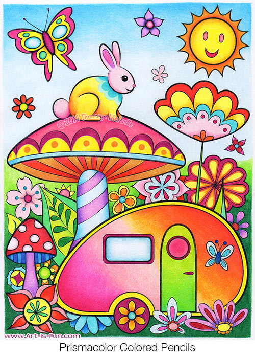 Marker clipart coloring Book Pencils Coloring  The