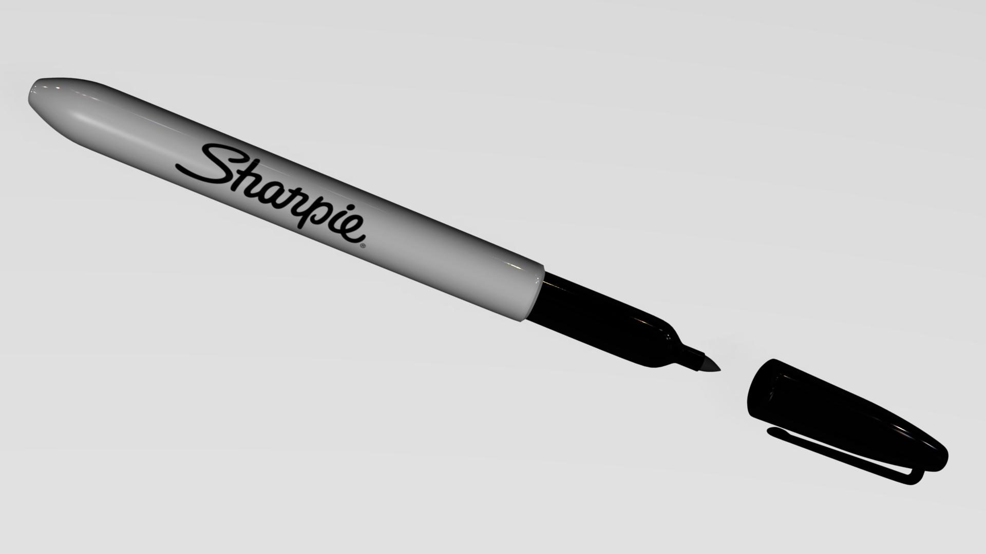 Marker clipart sharpie #15