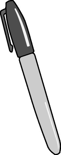 Marker clipart sharpie #13