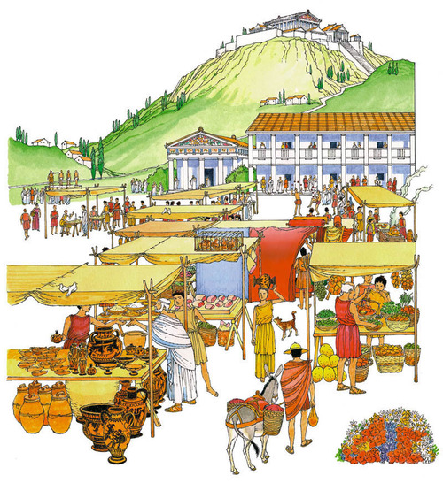 Ancient clipart ancient athens  Villainies Ancient