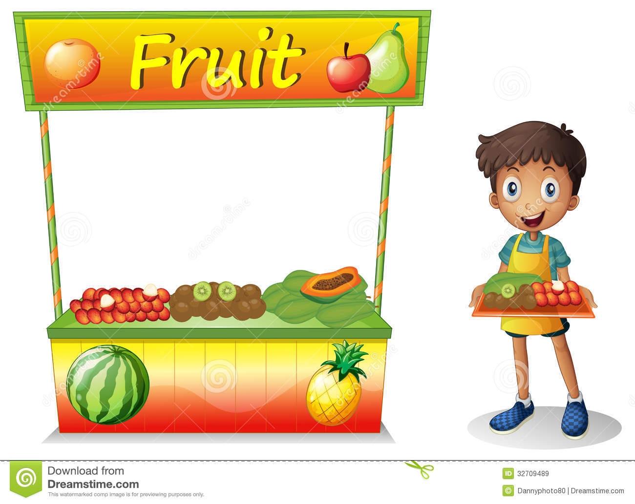 Market clipart fruit market Market com Clipart Market Fruit