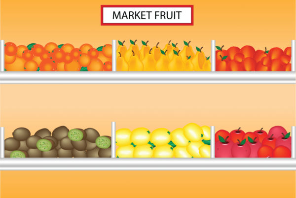 Market clipart fruit market Stalls Cliparts Stall image Vector