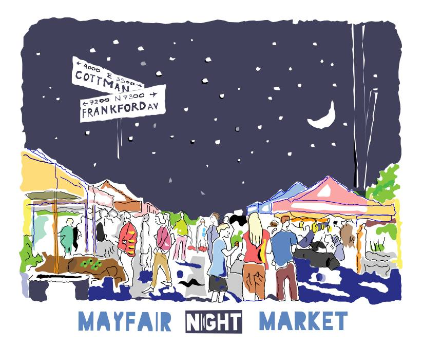 Market clipart night market Market Night [07/07/16] Night Mayfair