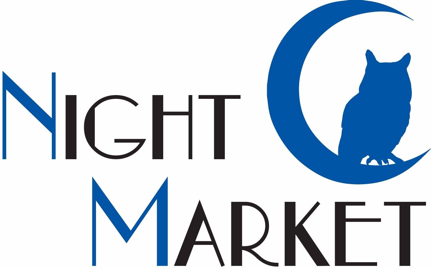 Market clipart night market Logo Market Main Market Night