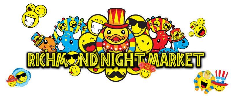 Market clipart night market Dining Night Richmond 365 Night