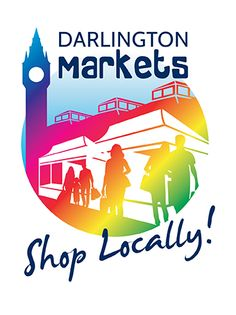 Market clipart town centre Day and Darlington's Pinterest It's