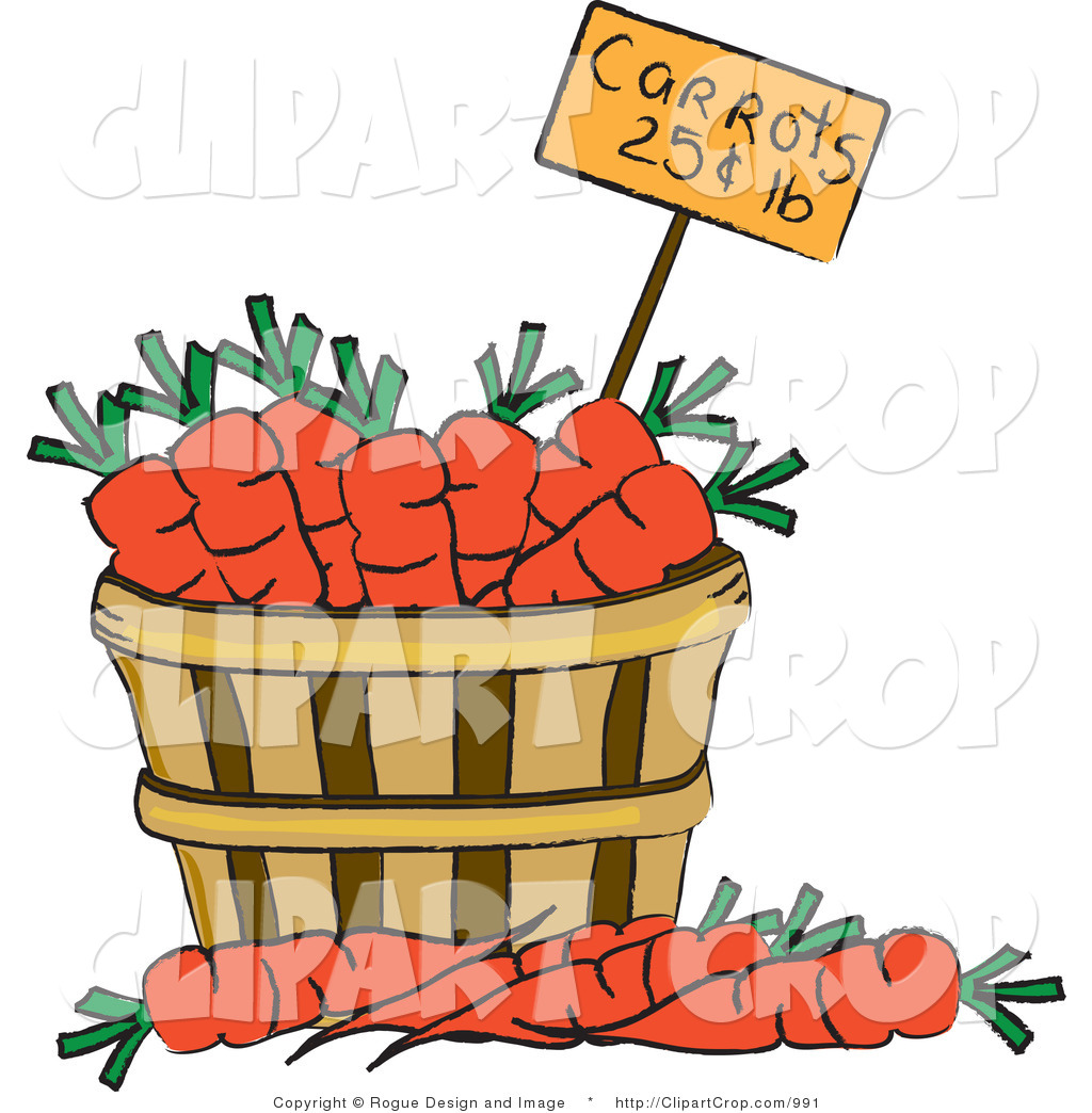 Carrot clipart basket Clipart Free Clipart Market Free