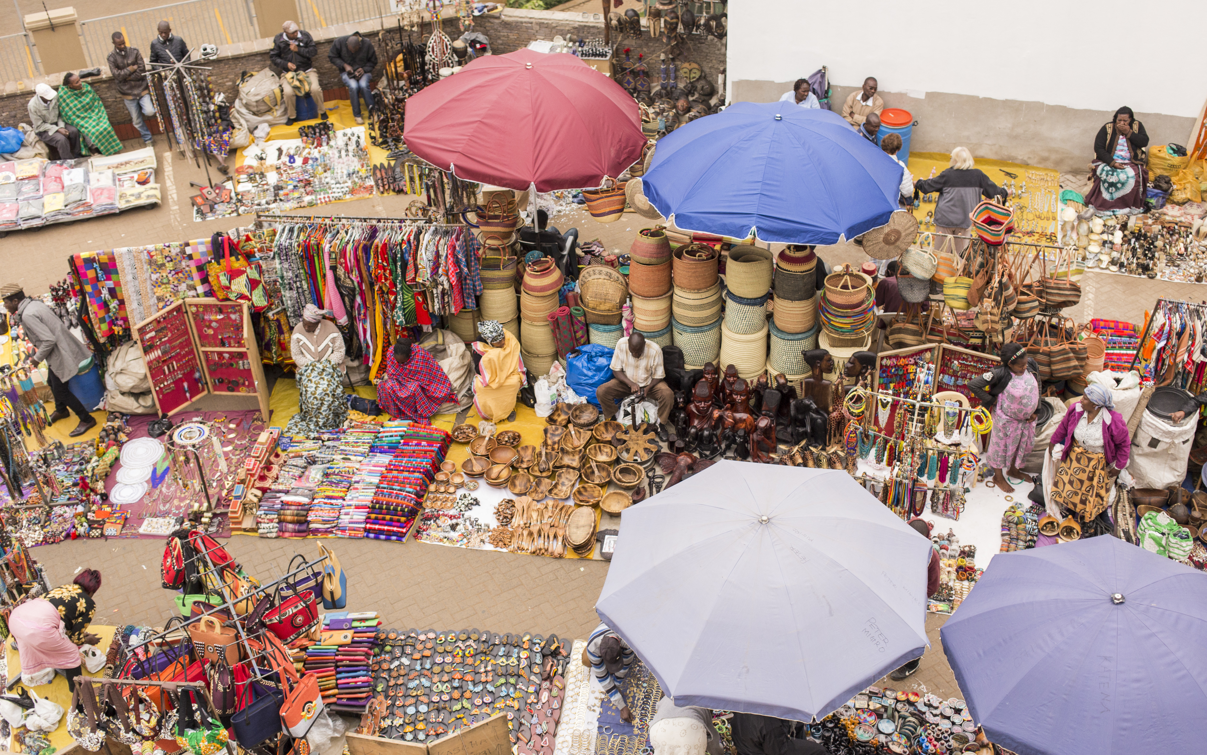 Market clipart organic food Home Market Maasai