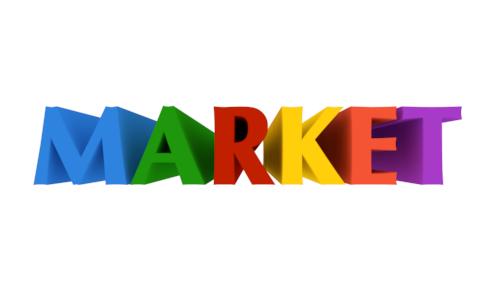 Market clipart word Free art / Market Letters