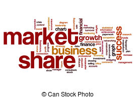 Market clipart word With Word word Trend Cloud