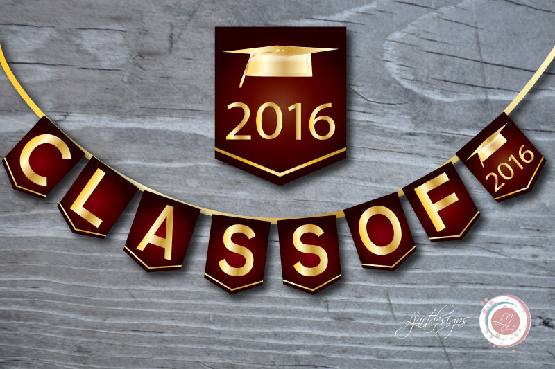 Maroon clipart banner Clipart gold Burgundy Banner Cliparts