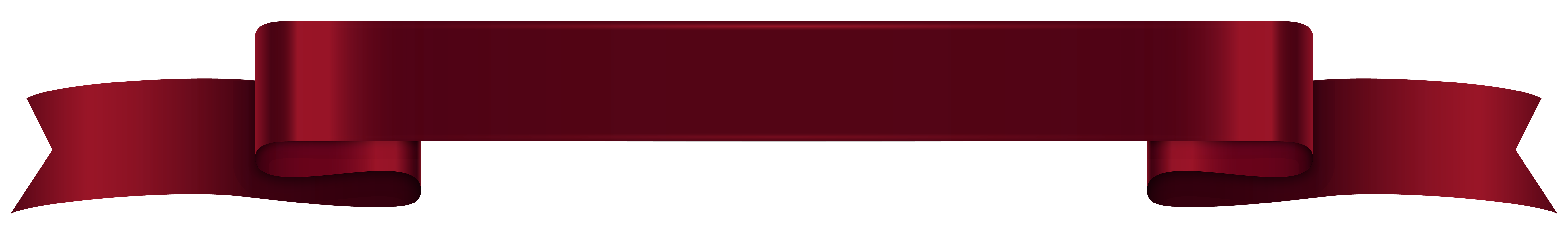 Maroon clipart banner Red Gallery size High Banner