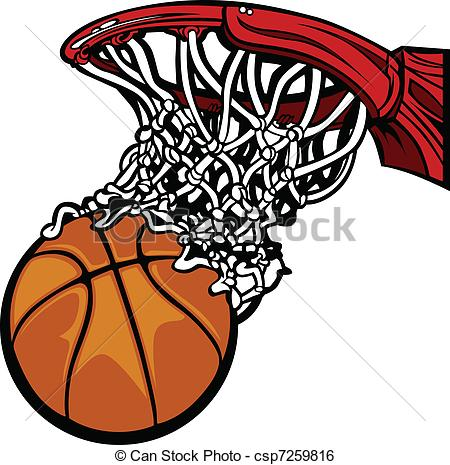 Drawing clipart basketball Basketball Clipart Basketball Images 12