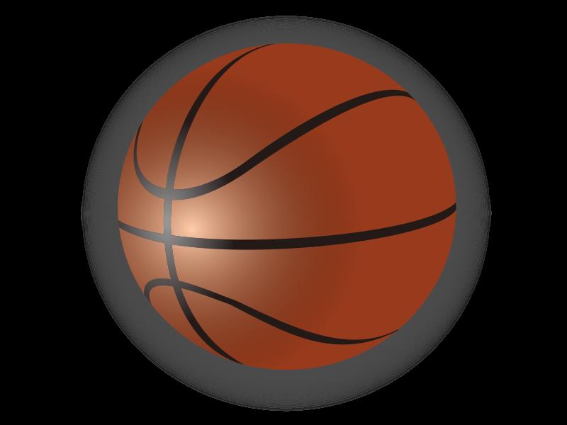 Pice clipart ball Basketball Basketball Download Art Clip