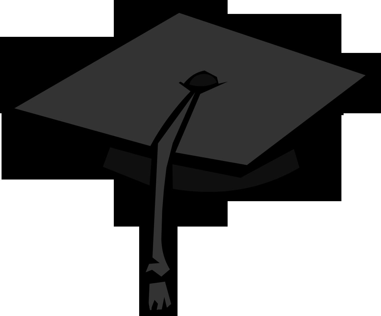 Maroon clipart cap and gown Line graduation  clip graduation