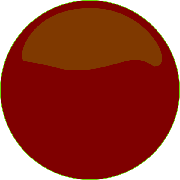 Maroon clipart circle As: Maroon vector online image