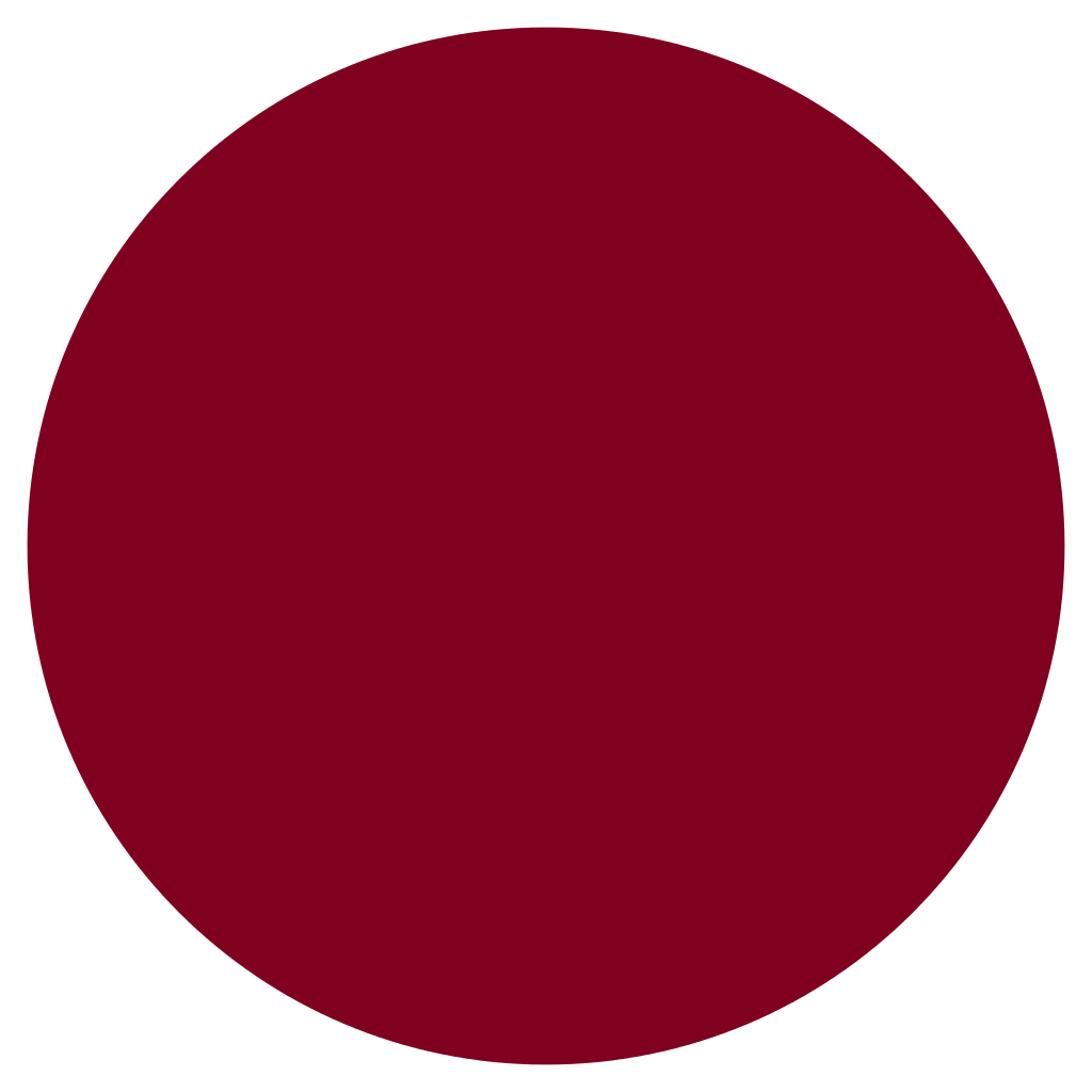 Maroon clipart circle Svg File:Circle Burgundy Solid Solid