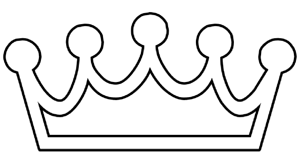 Queen clipart outline Free Clipart Images simple%20crown%20clipart Clipart