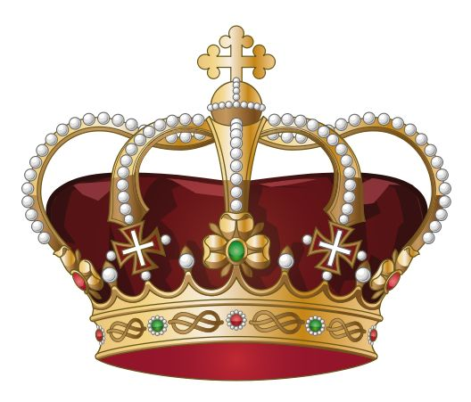 Crown clipart gold king Picture King clipart Crown images