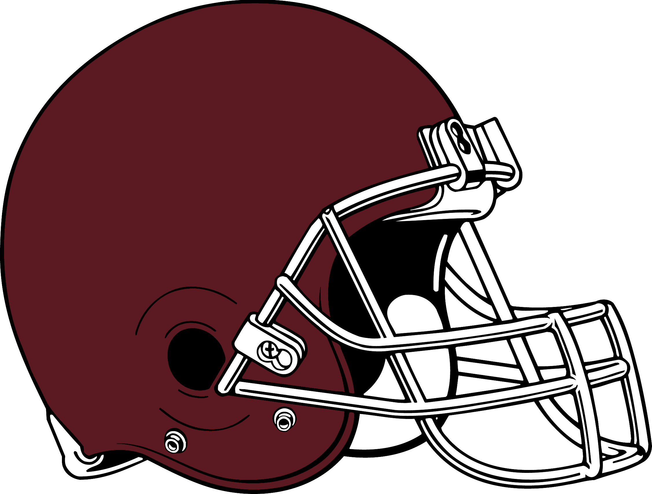 Maroon clipart football helmet Traverse Grand Academy Project Grand