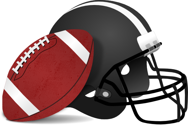 Maroon clipart football helmet Football Red helmet Gclipart football