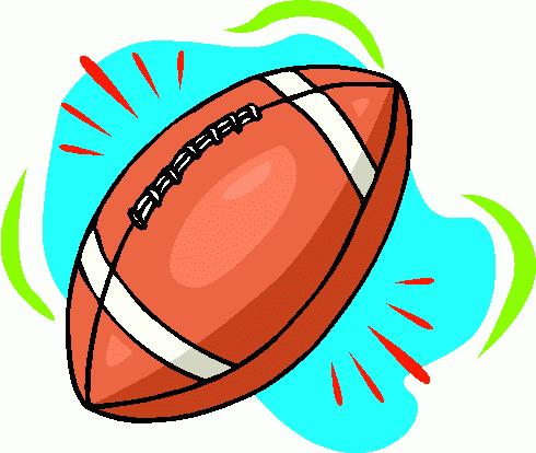 Football clipart cute Art Football Art Free Football