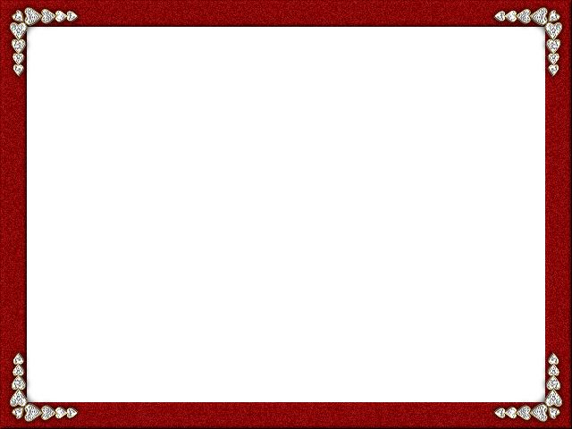 Maroon clipart frame (47+) and Red clipart Frame