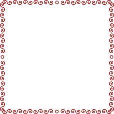 Maroon clipart frame Art Free  vector Flower