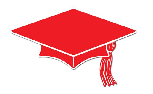 Graduation clipart maroon Cap clip graduation 2 cap