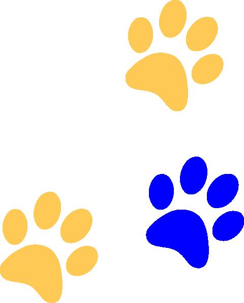 Tiger Print clipart blue Lion art com for Gallery