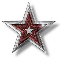 Maroon clipart star Maroon (Test by Pinterest by