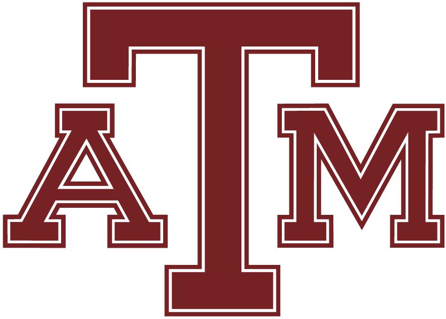 Maroon clipart texas A&M NCAA  Aggies ·