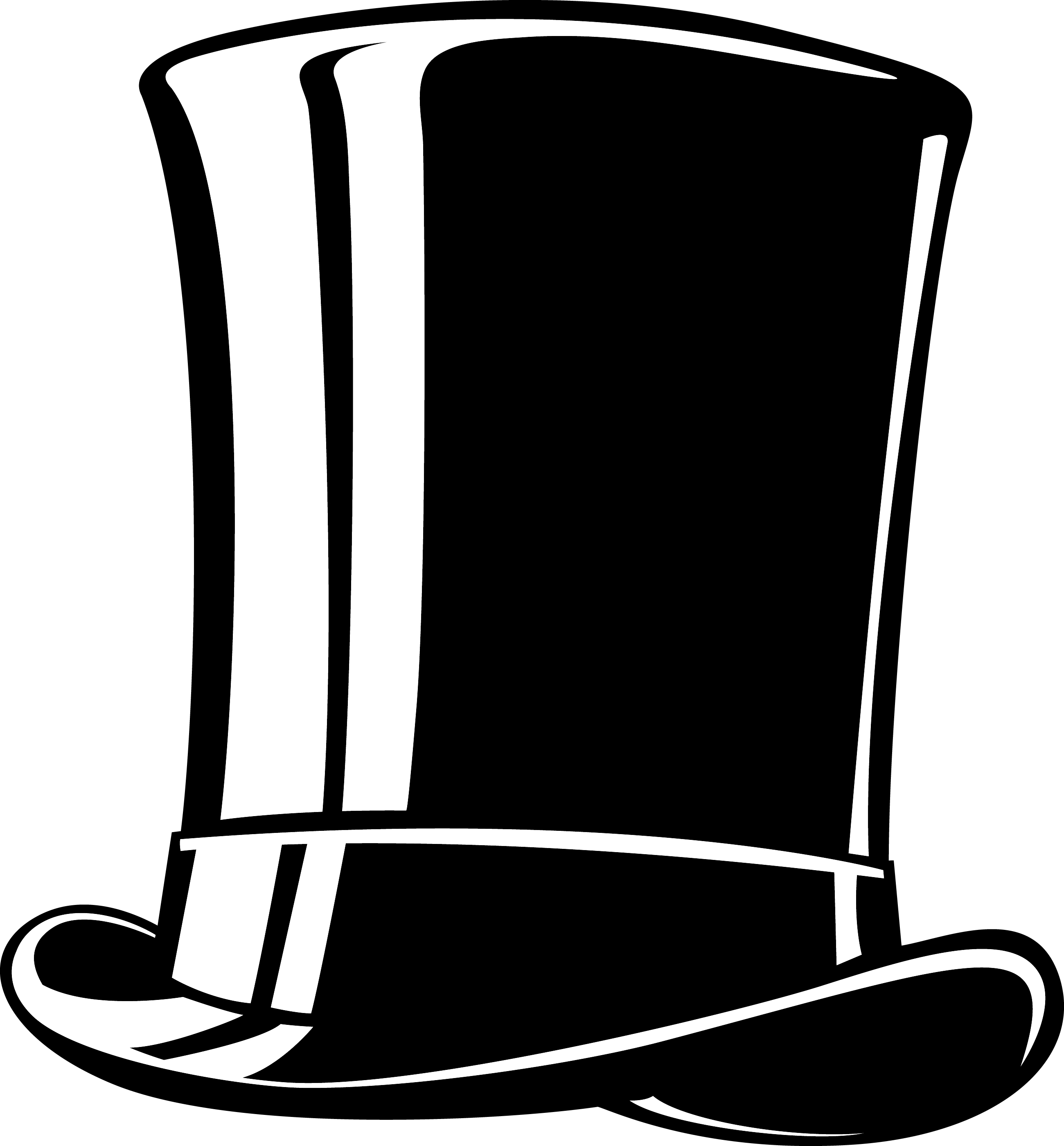 Drawn top hat clip art Free pictures Top Clip on
